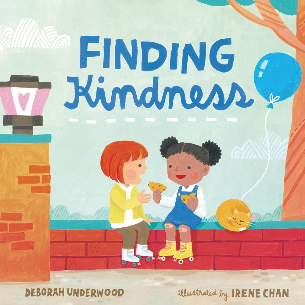 Finding Kindness book cover